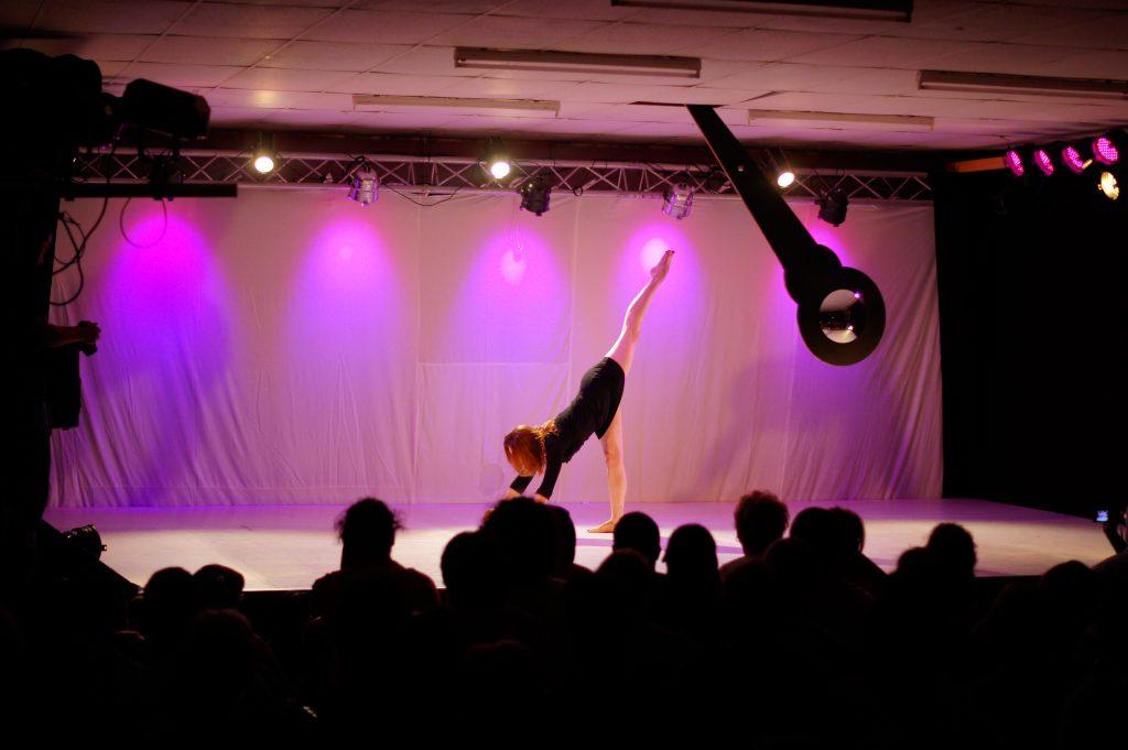 J'aime la danse