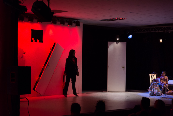 Chant et spectacle danse E-Mouvant Studio Danse