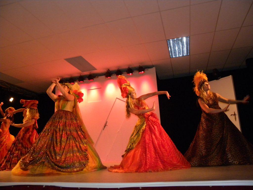 gala de l'école de danse É-Mouvant ( à proximité de la ville d'Alès