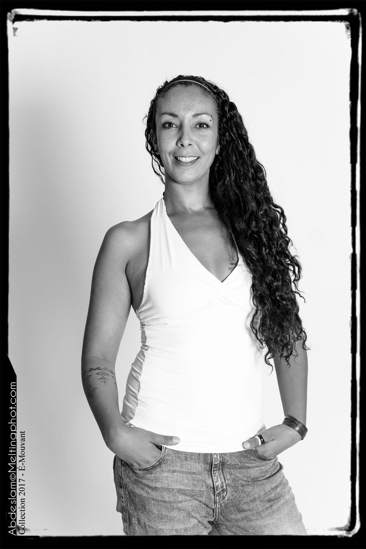 Majda Bjaoui Professeur de danse orientale et de danse Jazz-Funk