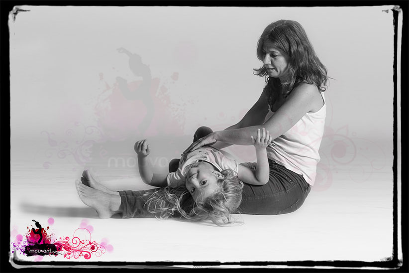 Atelier danse parents/enfants à St jean du Pin