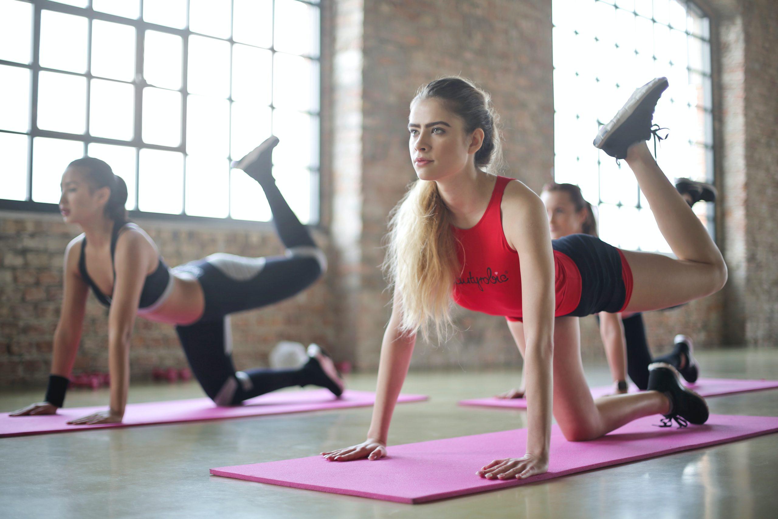 Cours privé de Pilates à Alès